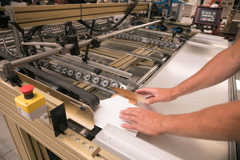 mels verpakkingsinnovatie productie