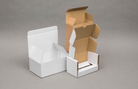 Verpakkingsdozen - blanco verpakkingsdozen