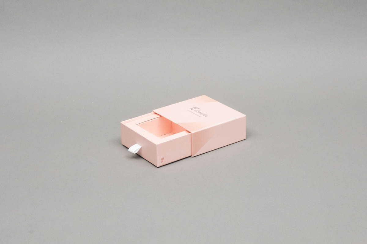 Luxe omkleefde bodem en deksel dozen - omkleefde bodem + omkleefde schuif met interieur