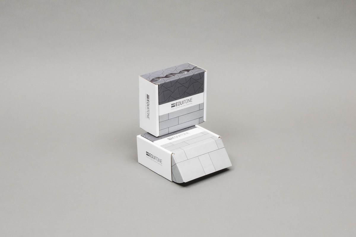Verpakkingsdozen - postpackdoos één zijde bekleefd
