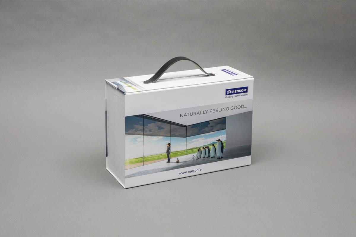 Presentatiedozen - stalenbox