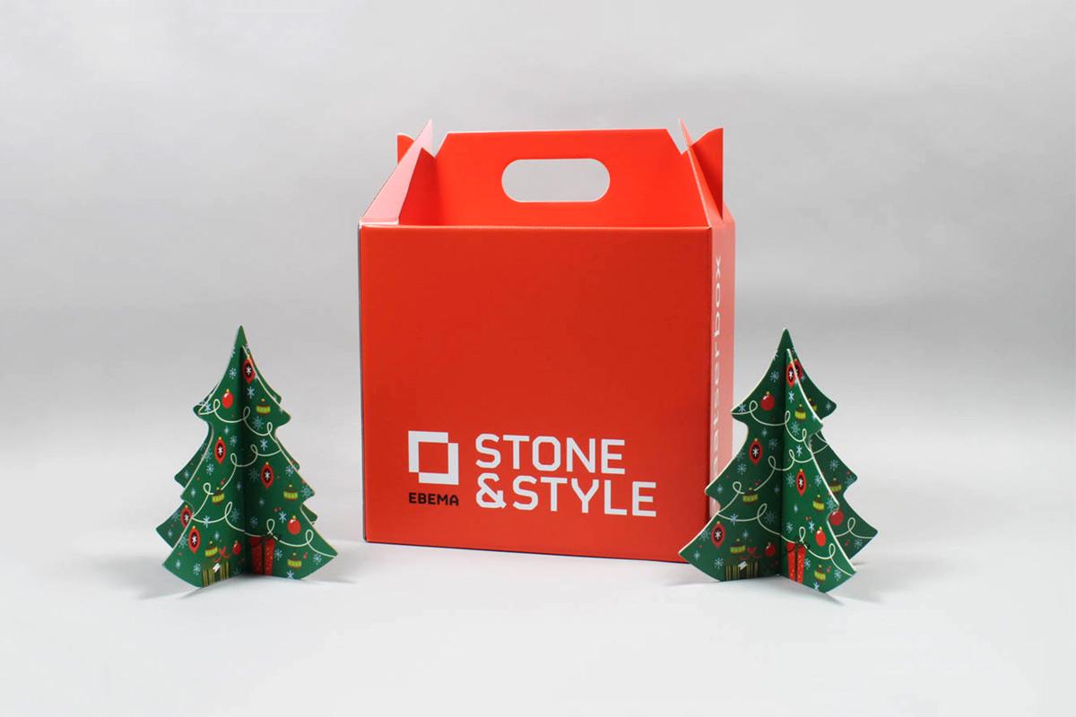 Eindejaarsverpakking Stone & style
